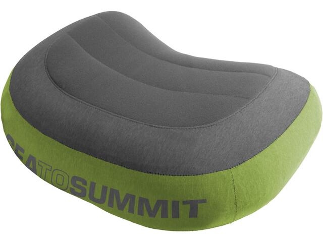 Sea to Summit Aeros Premium Pillow regular grey/green